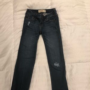 HOLLISTER JEANS SIZE 25